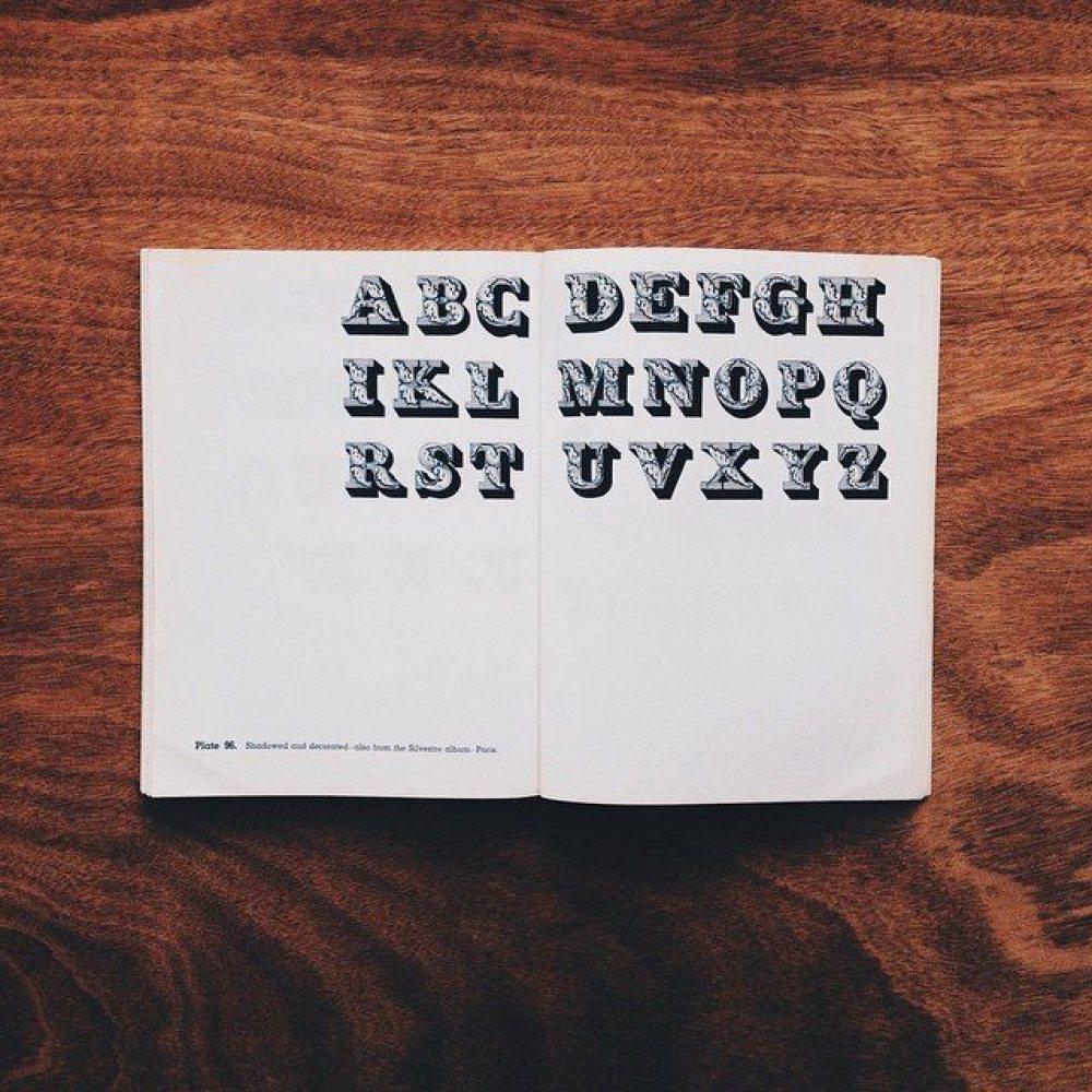 #type #graphicdesign #design #typebook #typography #typespecimen #graphic