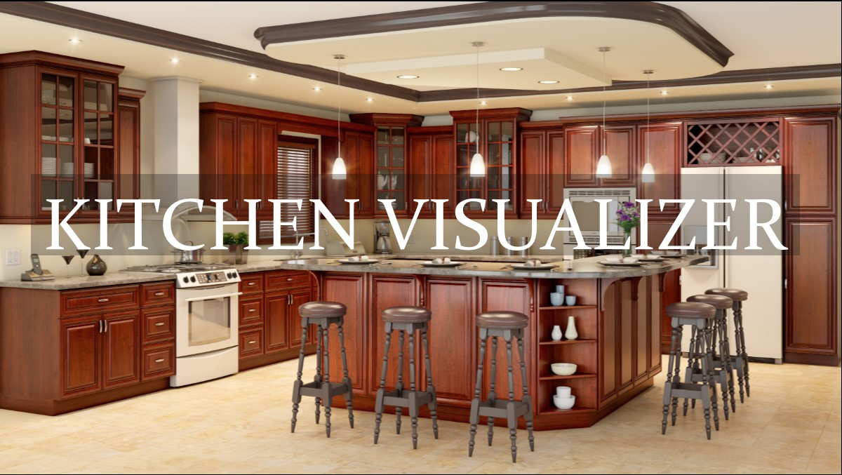 Kitchen Design Visualizer Tool