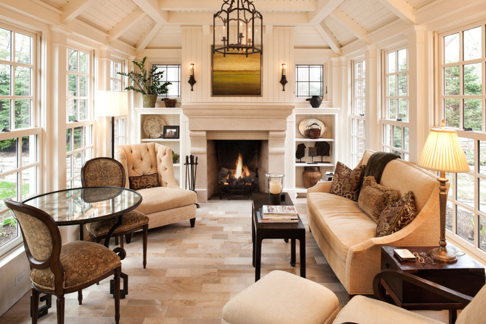 Contrast Between Modern and traditional Interior Designs ...
