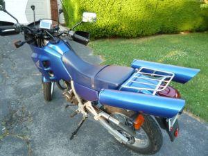 EBay Honda AX1 nx250 dominator 250cc dual sport motorcycle dirt
