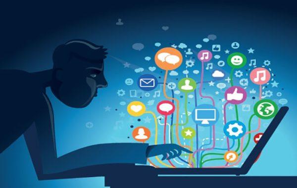 Redes sociais é a melhor arma do blogueiro 1