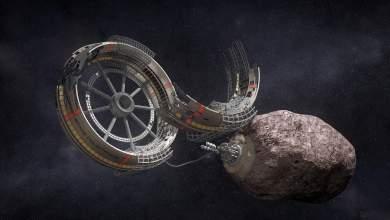Detecção e mineração de asteroides 5