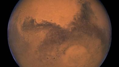 Descoberto novos locais com água em Marte 7