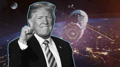 """A força espacial de Trump: Agora o espaço é um """"domínio de combate"""" 2"""