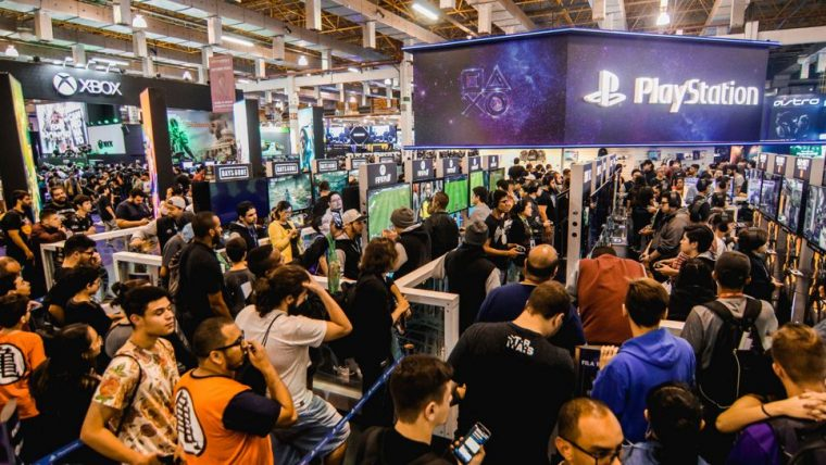 primeiro lote de ingressos Brasil Game Show