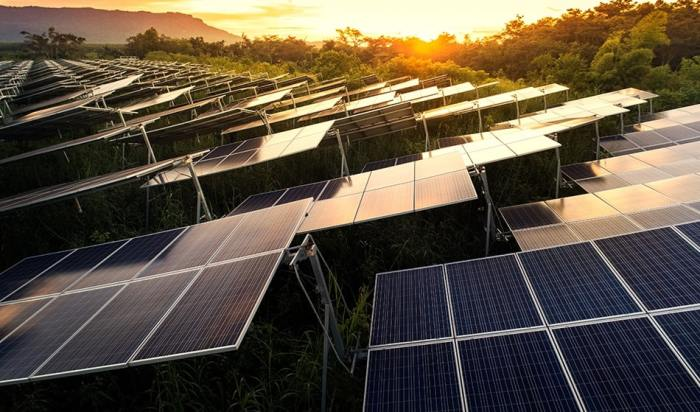 O início da revolução dos células solares orgânicas