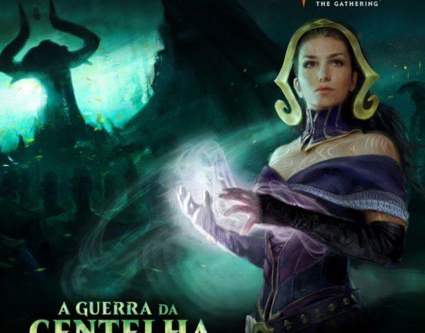 Photo of Nova coleção de Magic: The Gathering, Guerra da Centelha encerra história atual do trading card game