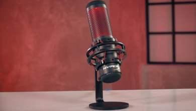 HyperX lança seu primeiro microfone no mercado brasileiro