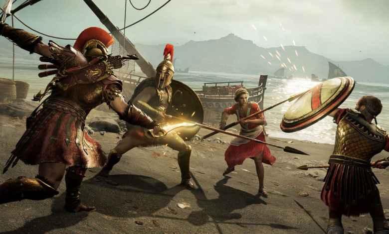 """Photo of """"Discovery Tour: Grécia Antiga"""" chega ainda em 2019 em Assassin's Creed Odyssey"""