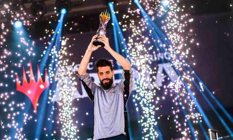 Argentino conquista o Mythic Championship em Las Vegas