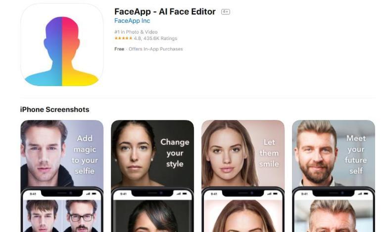 Photo of FaceApp foi um teste. Nós não passamos