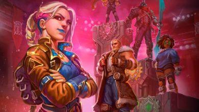Hoplon anuncia suporte para gamepad e modo ranqueado em Heavy Metal Machines 8