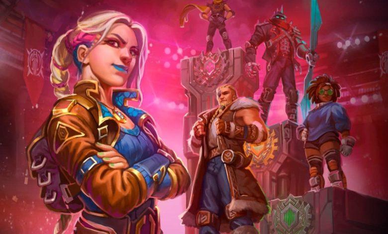 Hoplon anuncia suporte para gamepad e modo ranqueado em Heavy Metal Machines 1