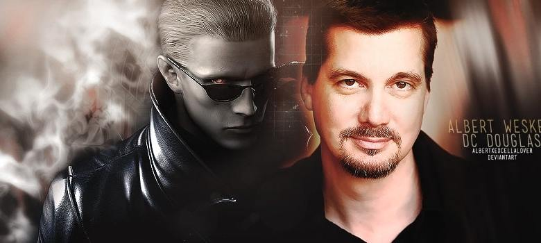 Photo of A Voz de Albert Wesker, de Resident Evil, estará na 12ª edição da Brasil Game Show
