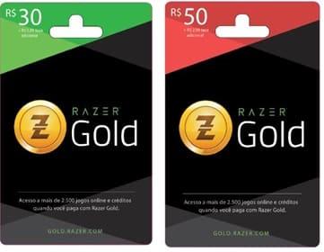 Razer Gold, o crédito virtual unificado da Razer, já está disponível no Brasil 1