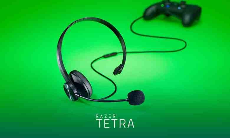 Photo of Novo headset Razer Tetra combina leveza e som sem ruídos para comunicação durante jogos