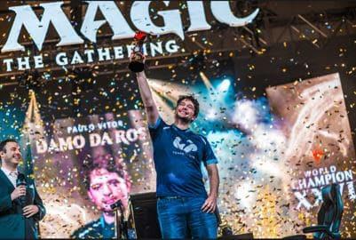 Brasileiro é campeão mundial de Magic: The Gathering 1