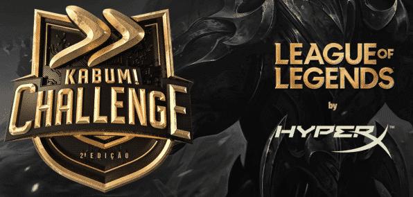 Final da 2ª edição do KaBuM! Challenge by HyperX de League of Legends acontece nesta quinta-feira (14) 1