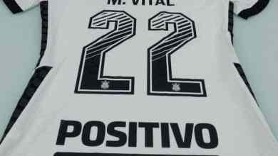 Foto de Corinthians e Positivo anunciam novo contrato de patrocínio