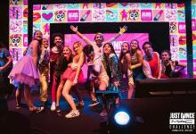 Foto de Finais do Just Dance M.A.C Challenge acontecem neste sábado, 17/10,com show de abertura do Olodum