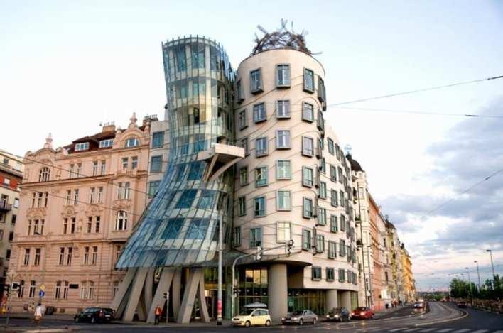 Prédio em forma de cesta: Obras arquitetônicas mais inusitadas do mundo 12