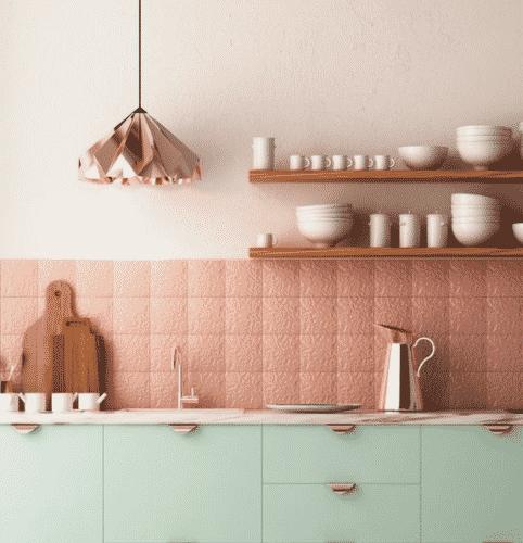 Decoração. Paletas de cores para sua casa que mais combinam com seu signo 7