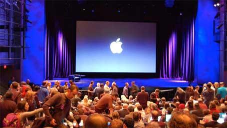 evento da Apple em São Francisco