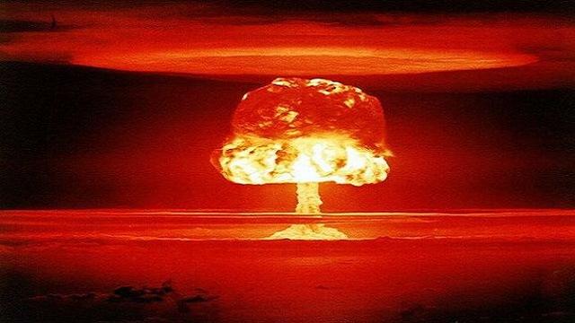 terra civilização tipo 0 uma explosão nuclear