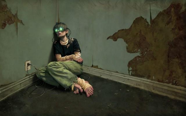 O futuro Sombrio da realidade virtual