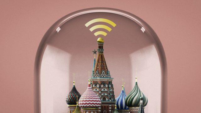 Rússia desconectada da internet global. Veja o que isso realmente significa