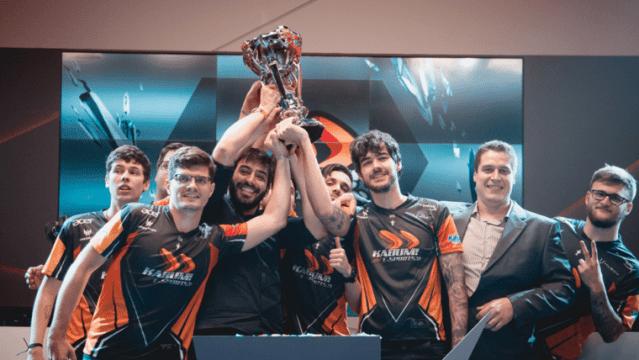 HyperX renova patrocínio com a KaBuM! e-Sports