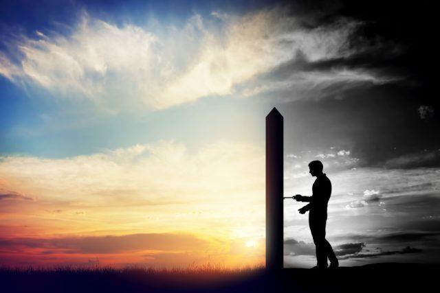 O propósito da vida não é felicidade: é utilidade