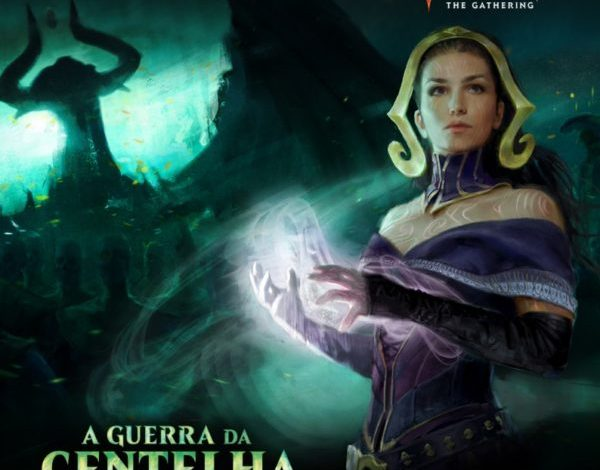 Nova coleção de Magic The Gathering