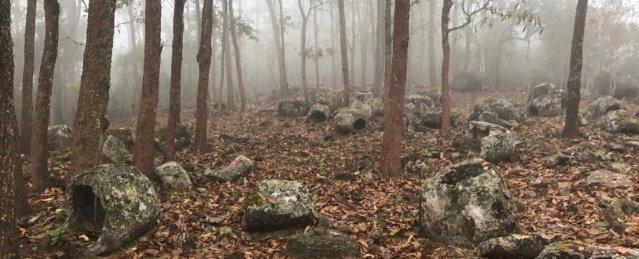 Os Jarros dos Mortos de Laos