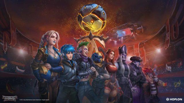 Segunda edição do Metal League com premiação total de R$ 15 mil