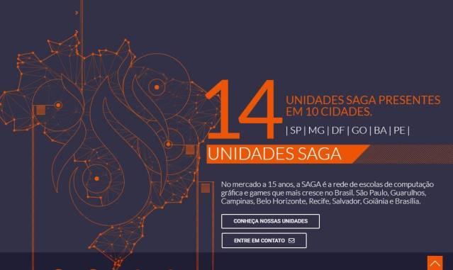 Saga Inaugura espaço inovador com incubadora de projetos