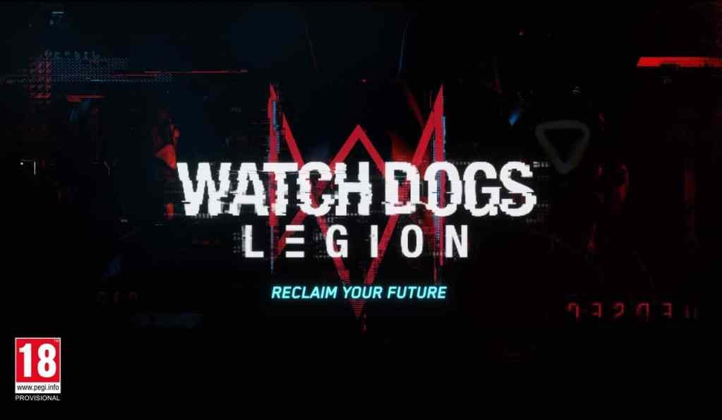 Watch Dogs: Legion, novo jogo da franquia Watch Dogs
