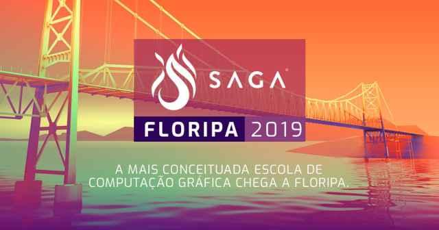 SAGA abre unidade em Florianópolis com curso de computação gráfica e oficinas gratuitas