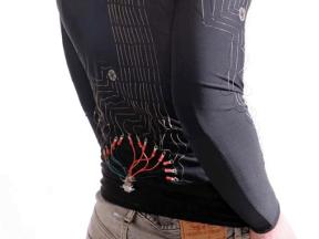 Mais sobre roupas com tecnologias embutidas