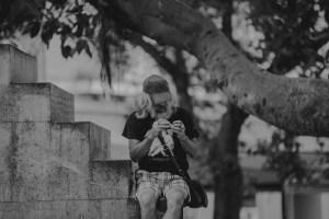 Z bezdomovce hipsterem
