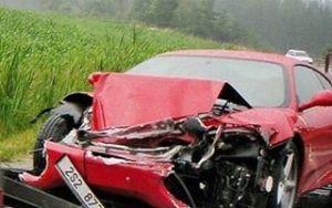 Takhle Leoš zrušil minulé Ferrari...