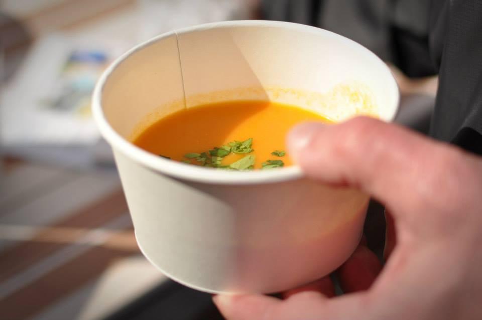 Plán na sobotu? Jasně Polívkování! Které polévky můžete ochutnat?
