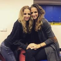 Karolína a Kristýna Plíškovy - nejhezčí nejen tenisová dvojčata...