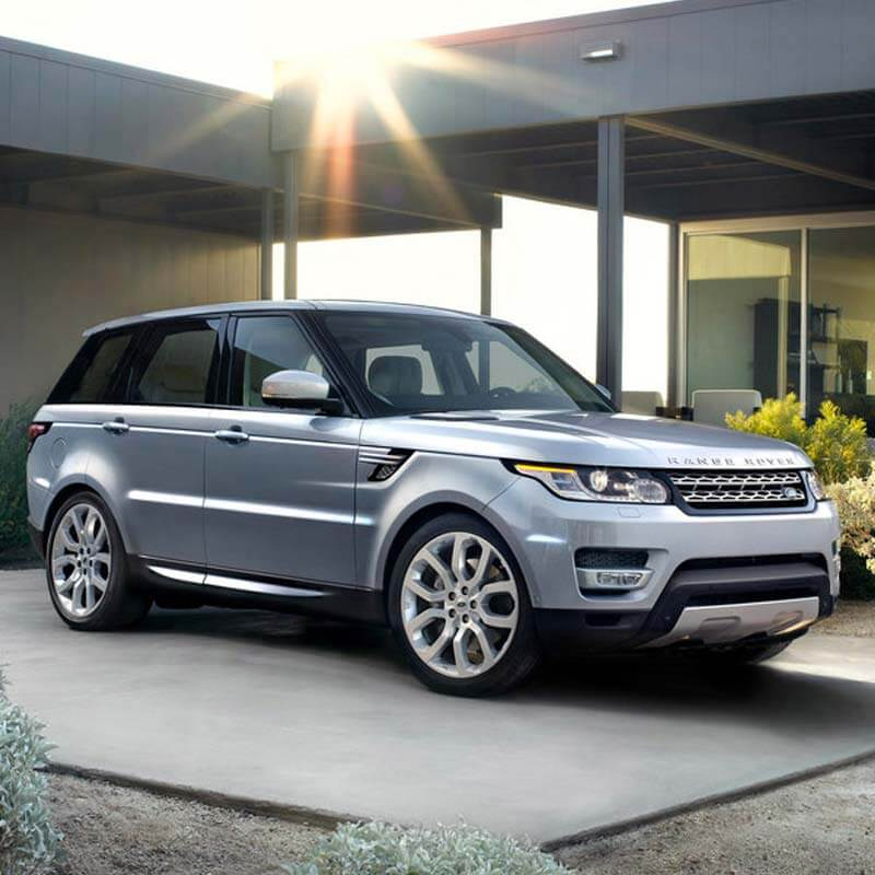 supro projects range rover sunset