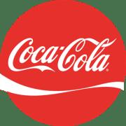 coca cola circle