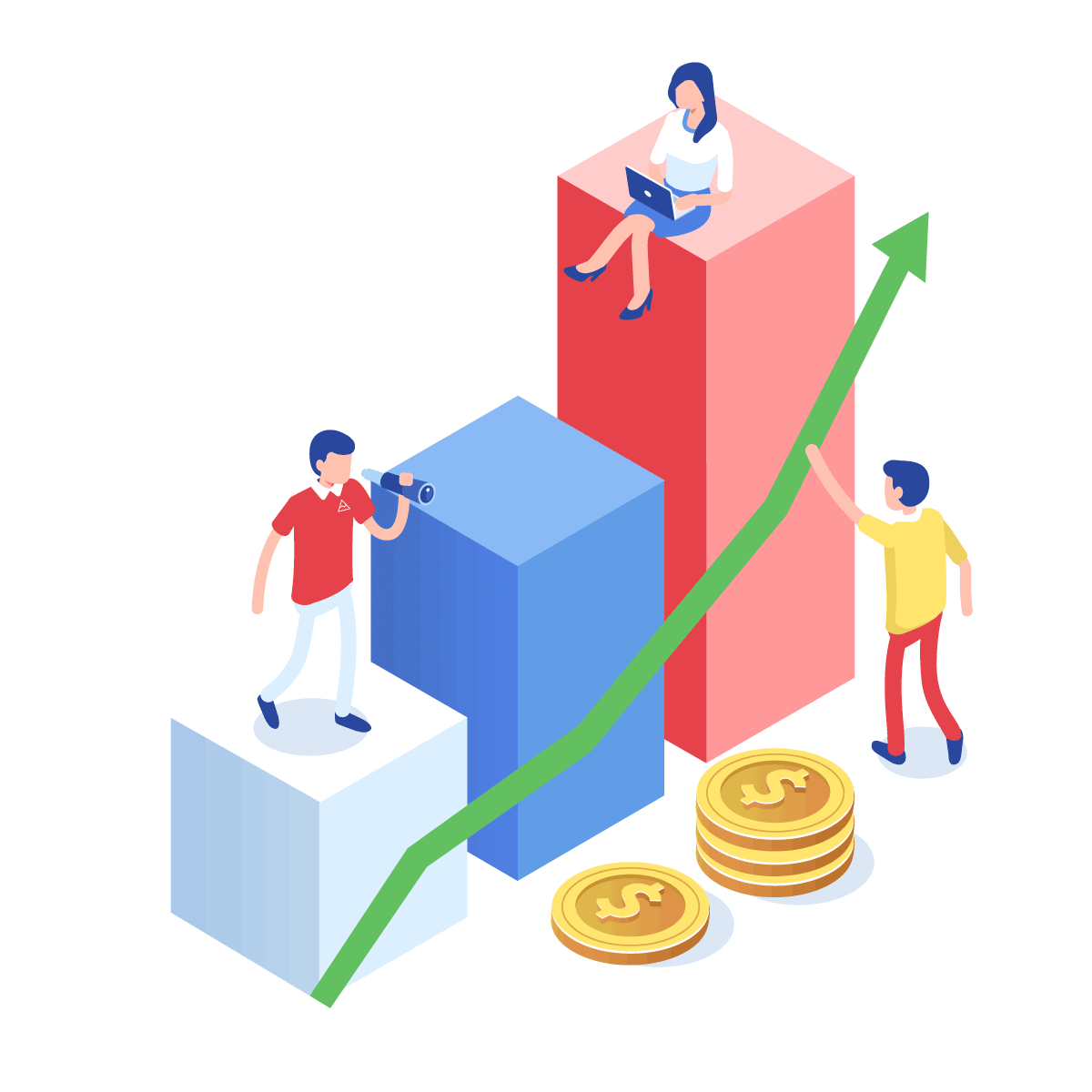 supro commercial strategy illustration