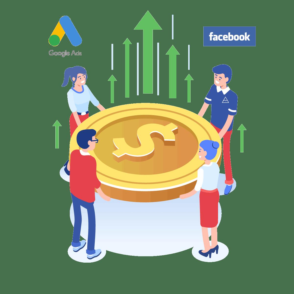supro digital media campaigns illustration