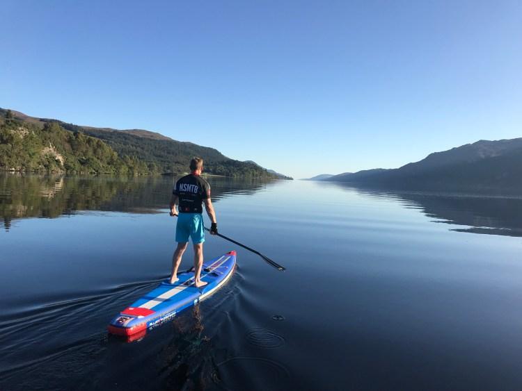 Custom Adventure Scottish Coast to Coast Loch Ness