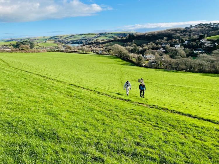 Guide walk from Salcombe to Kingsbridge
