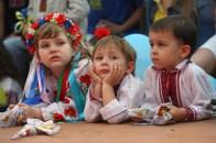 Bambini ucraini al Suq